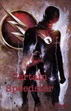 Certain Speedster// Barry Allen: The Flash  by xxfantrashxx