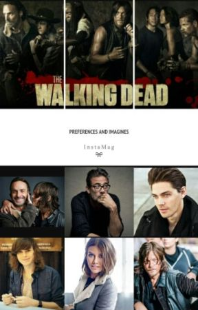 The Walking Dead Preferences and Imagines by reedusilicious