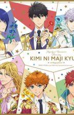 Love in Hoshigei High (Magic Kyun! Renaissance Fanfiction) by Pink_Marshmallow29