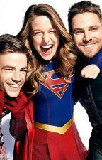 The Legendary Super Flash Arrow Imagines by punk_backup