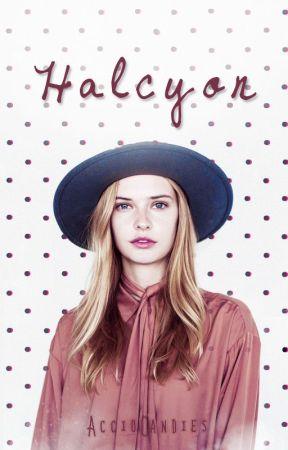 Halcyon. by AccioCandies