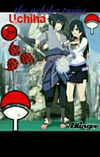 the uchiha twins  cover