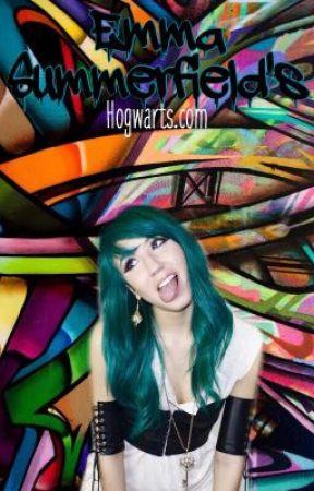 Emma Summerfield's Hogwarts.com by righe_summerfield