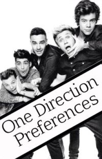 One Direction Preferences / Imagines (Book 1) cover