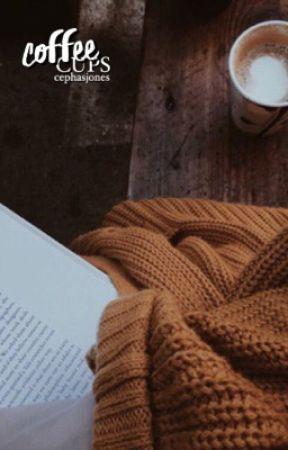 coffee cups  ➸ lippa by cephasjones
