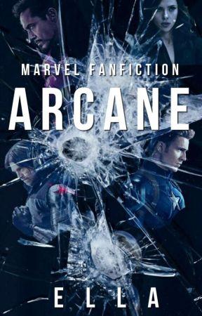 ARCANE || [2] B.Barnes [Civil War]  by BuckyCinnamonRoll