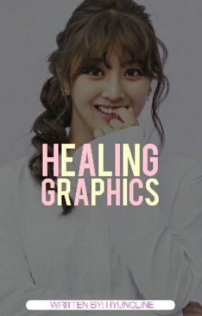 healing graphics › open. by hyunqlinee