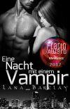 Eine Nacht mit einem Vampir  cover