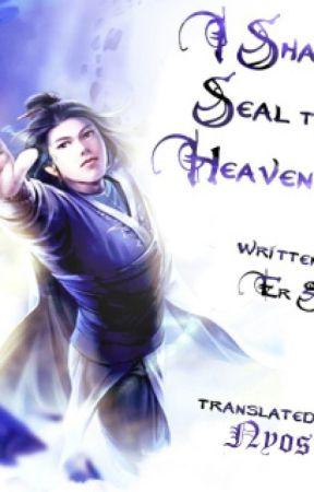 I Shall Seal the Heavens by NyosDG