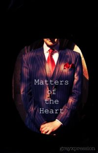 Matters of the Heart (A Mycroft Holmes Fanfiction) cover