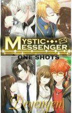 MYSTIC MESSENGER: ONE SHOTS/IMAGINES by deyenyen