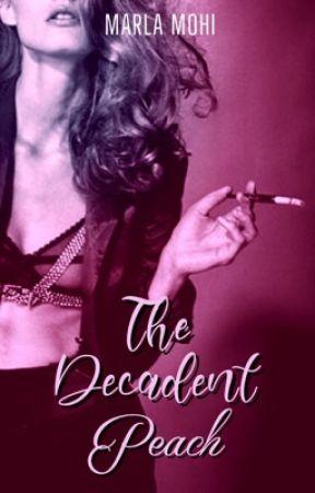 The Decadent Peach by marlamohi