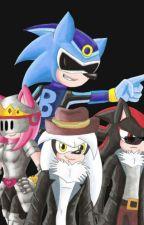 The Hedgehog Heroes by GothNebula