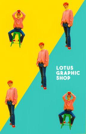 Lotus Graphic Shop︱closed by TAESTYPOTAETO