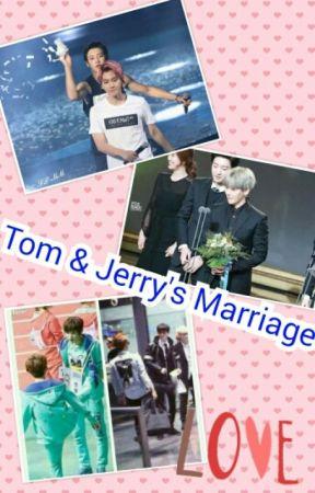 Tom & Jerry's Marriage  by bkhyun88