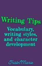 Writing Tips by TristnMarie