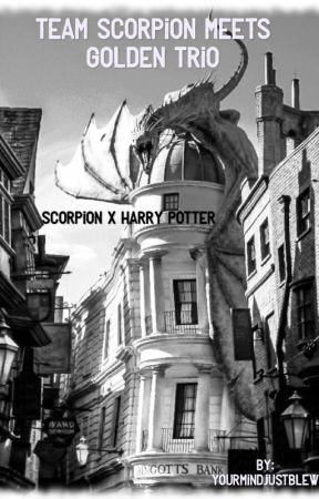 Team Scorpion meets Golden Trio by yourmindjustblew