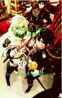 RP : Owari No Seraph / Seraph Of The End cover