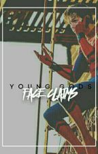 young gods ▸ face claims by -ethereals