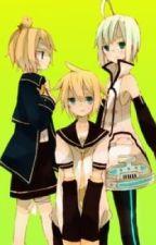 The three shotas and the neko [len X neko reader X Oliver X piko] COMEPLETED by StaphanoTheOtaku