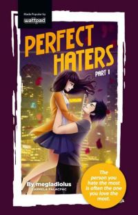 Perfect Haters Book 1 (Part 1 Published under POP FICTION) cover