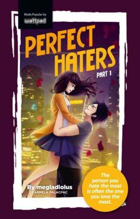 Perfect Haters Book 1 (Part 1 Published under POP FICTION) by megladiolus