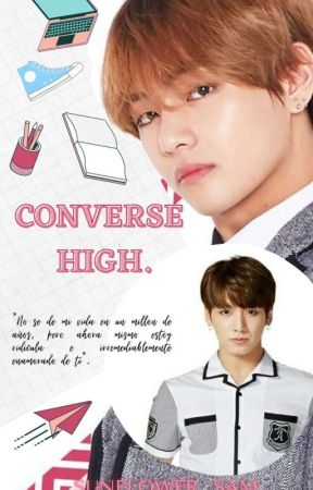 [ CONVERSE HIGH ] ♡ j.j.k > k.t.h ♡ by SUNFLOWER_SAM