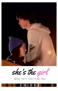 SHE'S THE GIRL cover