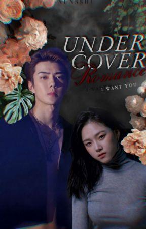 [O.G] Undercover Romance  |   j.de + o.sh by xunsshi