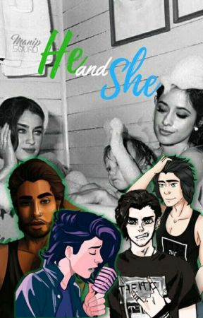 He and She ✍ Camren [Book 3] by hentax