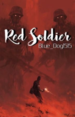 Red Soldier by Blue_Dog1515