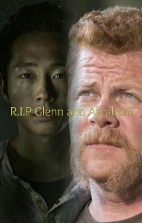 R.I.P Glenn Rhee And Abraham by michaeljacksonfan108