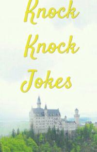 Knock Knock Jokes  cover