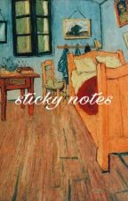 sticky notes • yeo one [completed]  by -sfnineu