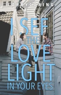 I see the love light in your eyes [l.s - Traducción Oficial] cover