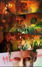 House of Fun <| Joker and Harley |> <| Club |> <| Suicide Squad |> <| ON HOLD |> by Agent_Mantis