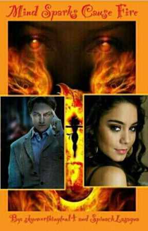 Mind Spark Cause Fire (Young Charles Xavier Fan fiction/love Story) by skyeworthington14