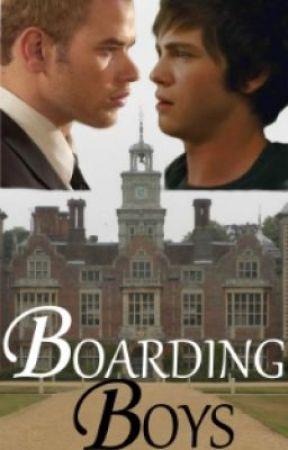 Boarding Boys (BoyxBoy) by BlissfullyInLove93