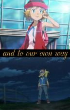 And to our own way (Dropped) by _E-0-z_