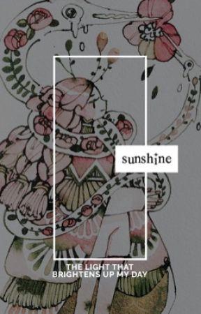 sunshine. by ultzzang
