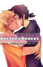 Doctors Orders | solangelo one-shots by raspberrycrescent