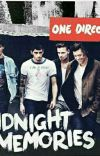 One Direction - Midnight Memories cover