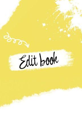 ❝ edit book by soledadiswriting