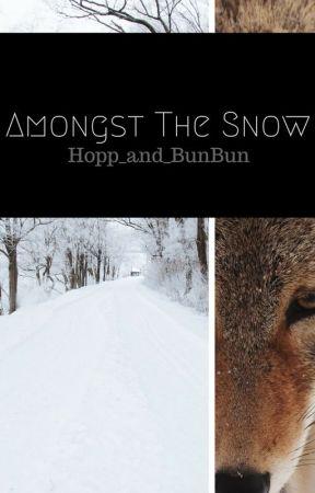 Amongst The Snow: BoyxBoy (#WattPride) by Hopp_and_BunBun