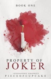 Property Of Joker | ✓ cover
