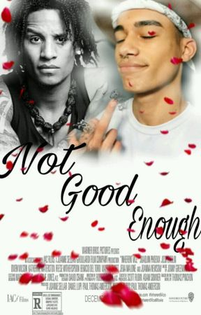 Not good enough  by -OgTatorrrr-