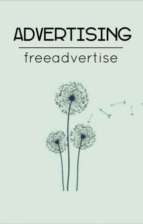 Advertising //OPEN// by freeadvertise