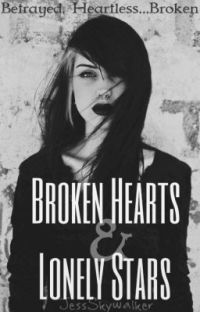 Broken Hearts & Lonely Stars(girlxgirl) cover