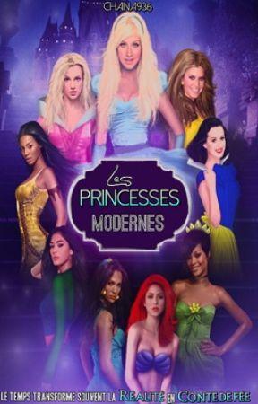 Les Princesses modernes by Une_Chana