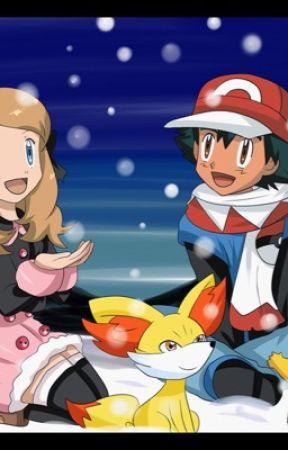 Pokémon XY&Z: An Amourshipping Christmas by TammyHo6